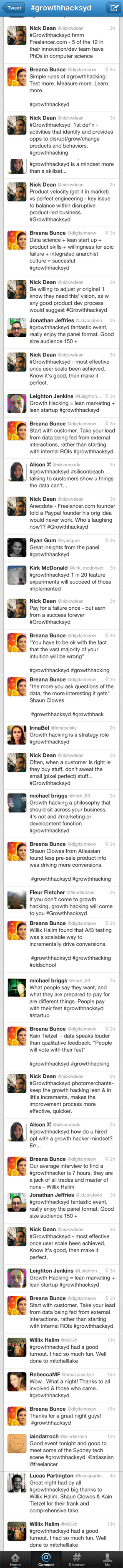 Notes-on growth hacking from Hack-to-the-Future-2013